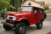1978 Toyota Land Cruiser very nice