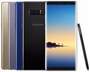 Samsung Galaxy Note 8 SM-N9500 256GB (FACTORY UNLOCKED) Black Gold Blu